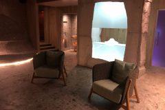 חדר הספא במלון קמפינסקי