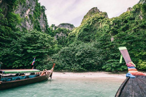 סיפור דרך תאילנד לתרמילאים