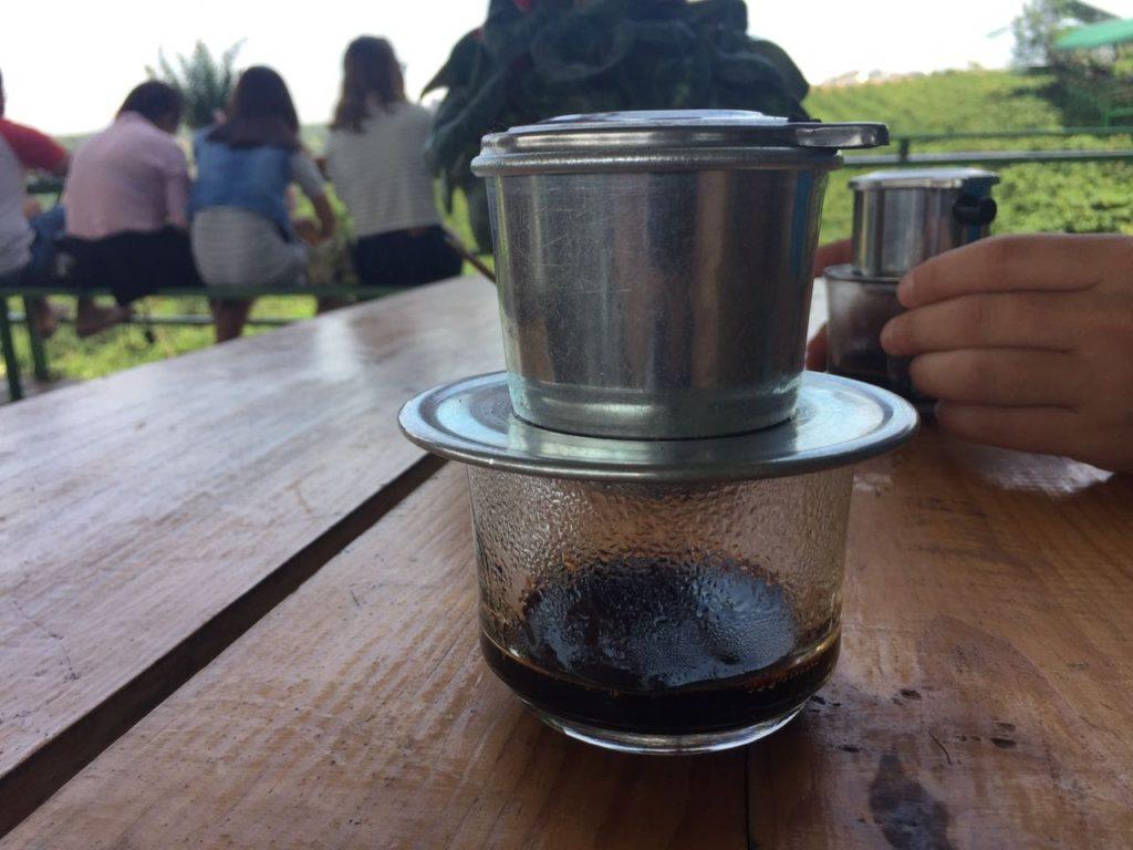 קפה ויאטנמי מקקי של ראקון