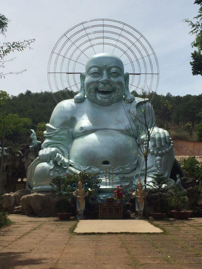 הבודהה השמן בדה לאט