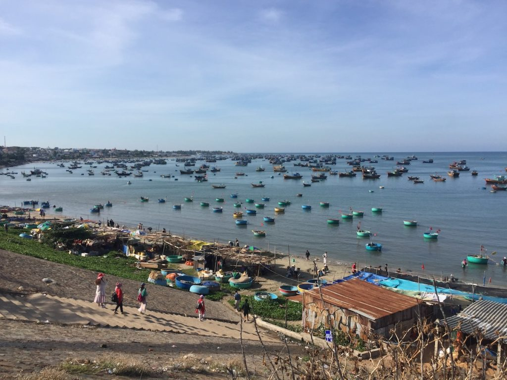 כפר הדייגים במוי נה