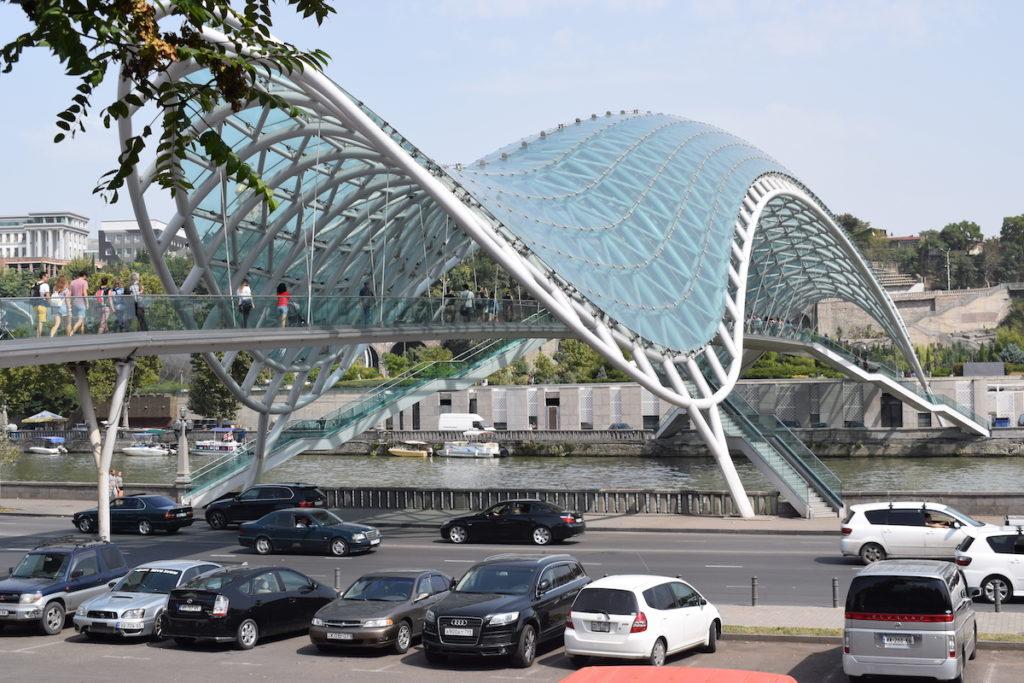 גשר השלום בטביליסי