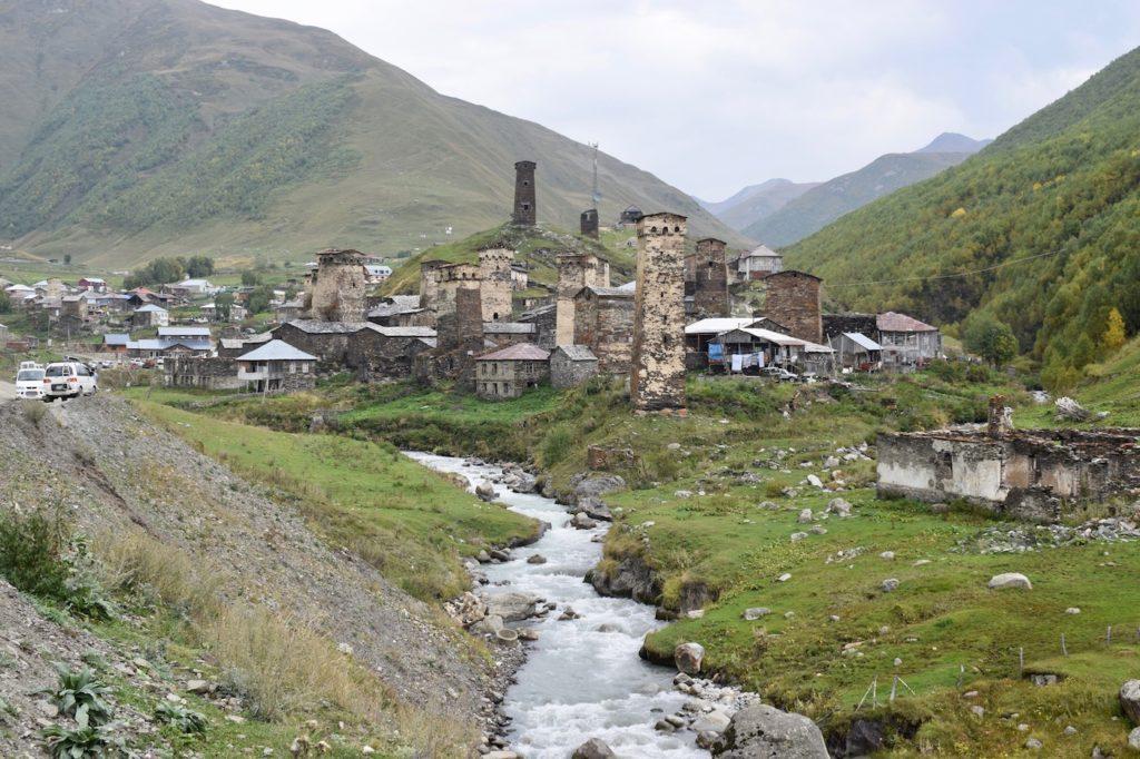הכפר אושגולי