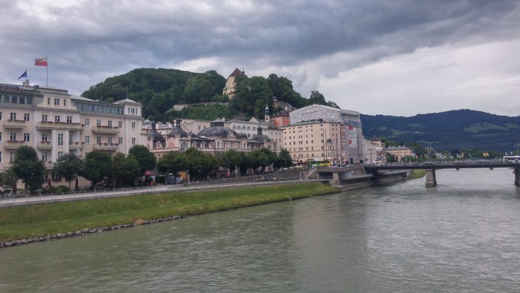 זלצבורג - עיר הולדתו של מוצרט