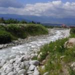 בנסקו מסלול קל אל שרידי מבצר עתיק וסכר בליזמטה