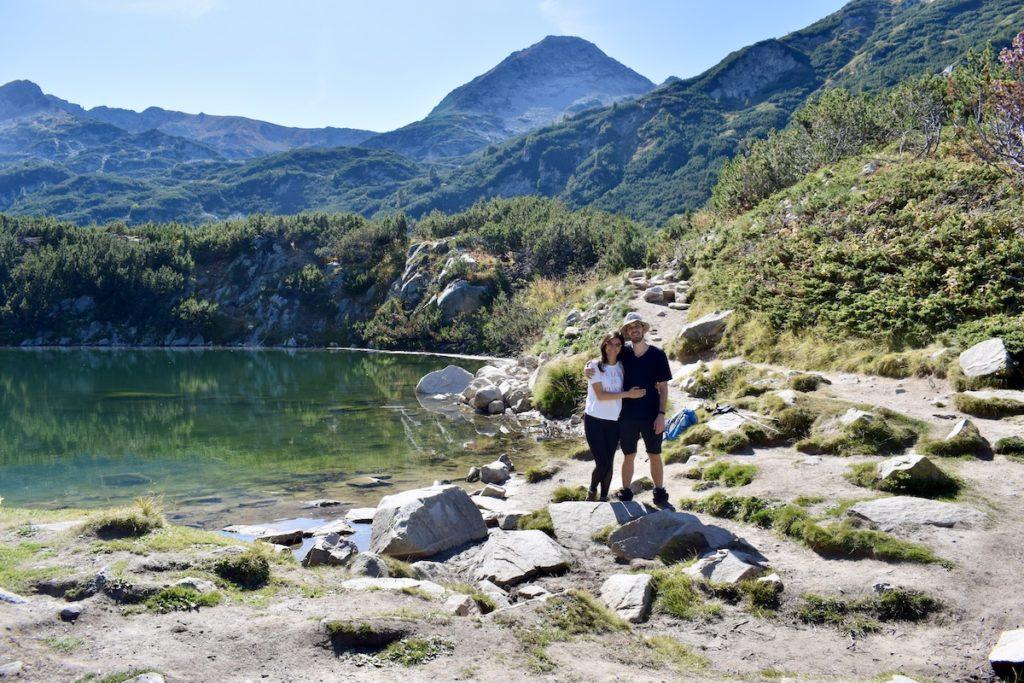 האגם הראשון, banderishko ezero