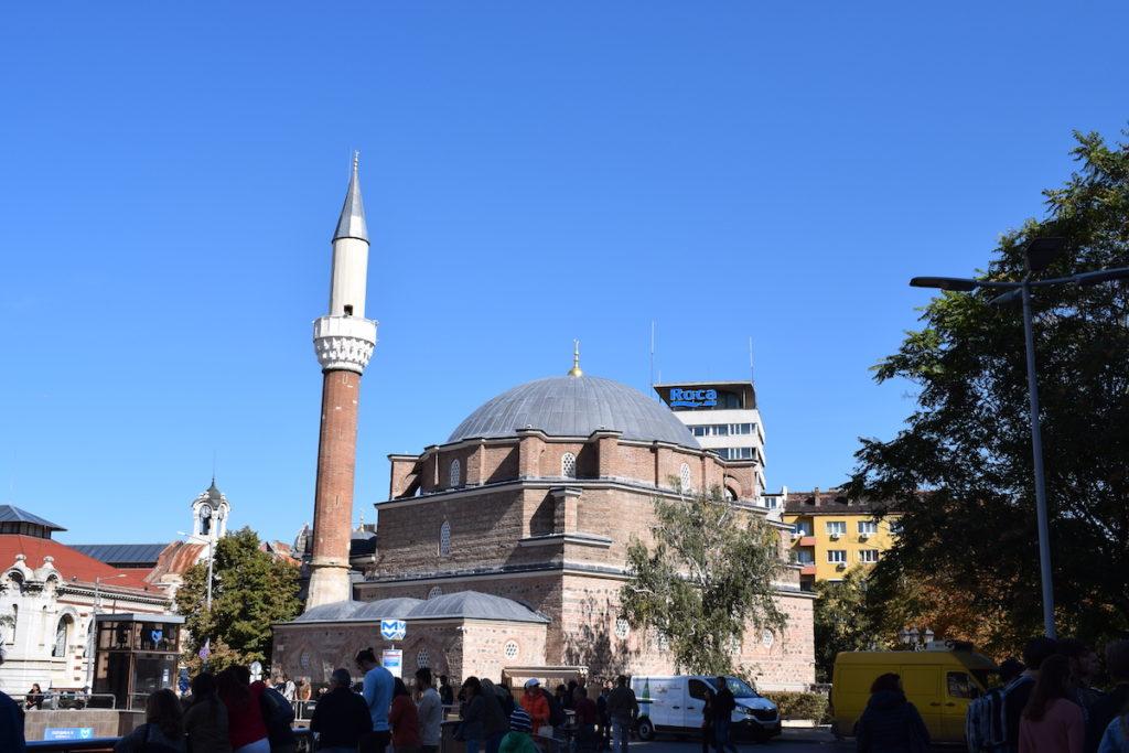 מסגד בניה באשי, סופיה
