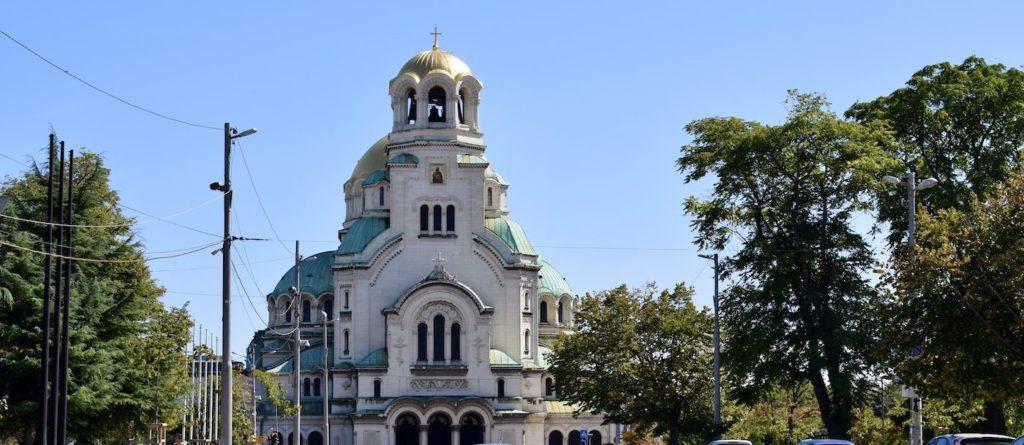 קתדרלת אלכסנדר נבסקי, סופיה